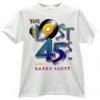 """The Lost 45s with Barry Scott"" T-Shirts! Limited Edition: Special Sale!"