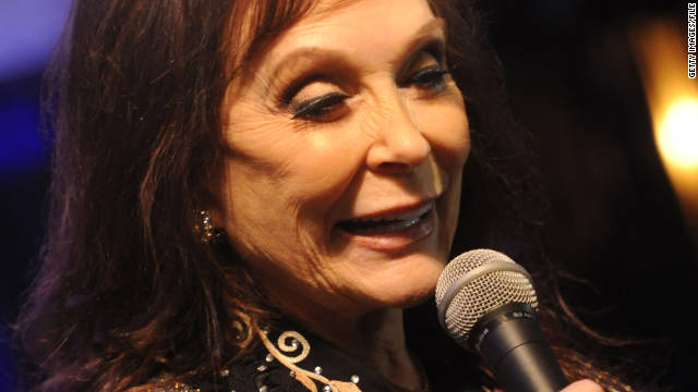10/22/11 – Loretta Lynn Hospitalized