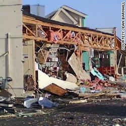 2/29/12 – Branson, Missouri Tornado Strike