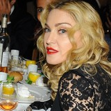7/26/14-Madonna wants fame for daughter