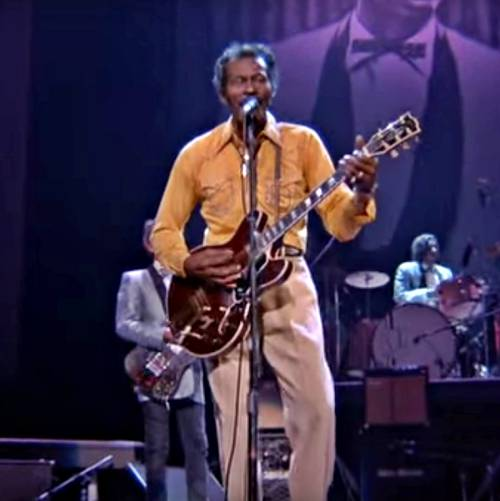 10/19/16-Chuck Berry CD at 90!