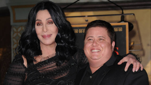10/9/11 – Cher stands up for Chaz