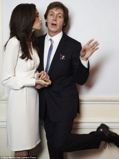 10/9/11 – Paul McCartney Wedding #3