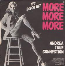 11/21/11 – Andrea True has died.