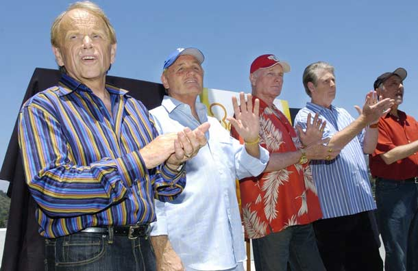 12/16/11 – Brian Wilson back with Beach Boys!