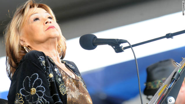 12/17/11 – Etta James Seriously ill