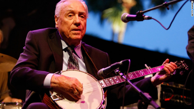 3/28/12 – Earl Scruggs passes