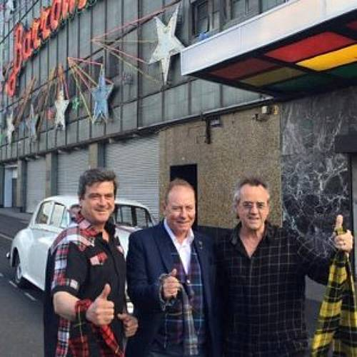 9/24/15-Bay City Rollers Reunite!