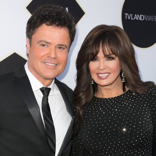 12/18/15-Donny & Marie @ Star Wars!