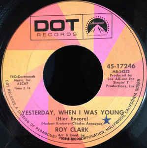 11/15/18-Roy Clark Dead