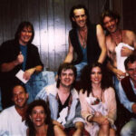 with the Bay City Rollers