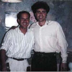 with Tony DeFranco